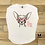 Thumbnail: T-shirt donna OVETTO - LIFE WITH CHI