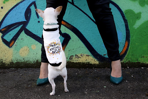 T-shirt Chihuahua Ma anche No!