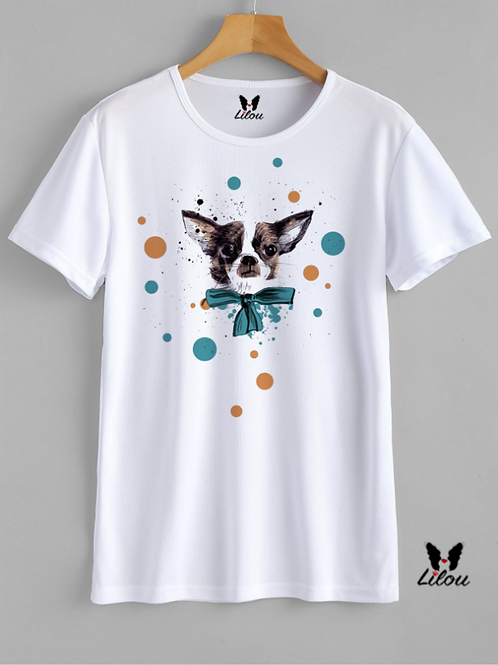 T-shrit DONNA CONFORT -CHIHUAHUA BALOON