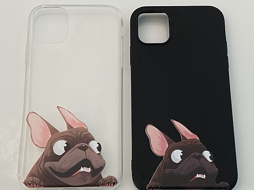 Cover iPhone11 - COMICS BULLY CHOCOLATE