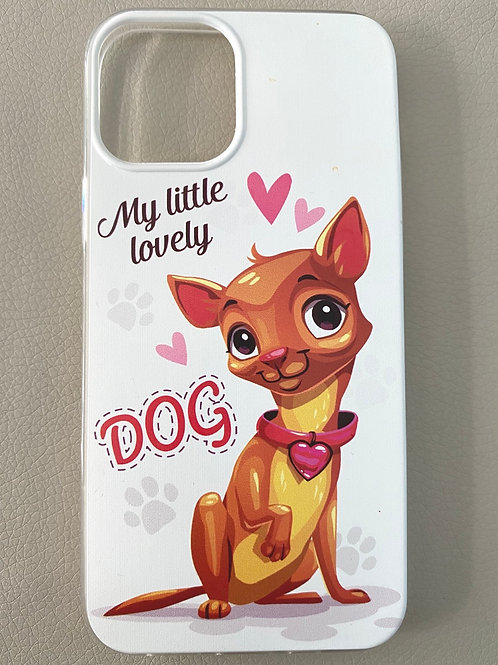 Cover iPhone11 - CHIHUAHUA MY LITTLE DOG
