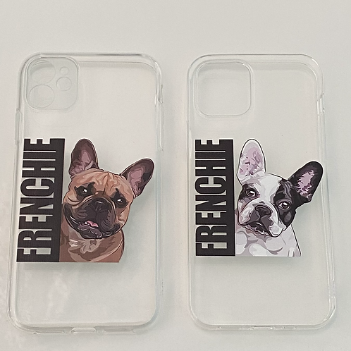 Cover iPhone 11 - FRENCHIE