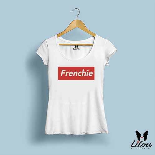 T-shirt slim fit donna  FRENCHIE
