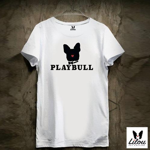 T-shirt uomo PLAYBULL
