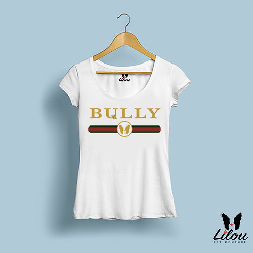 T-shirt slim fit donna BULLY