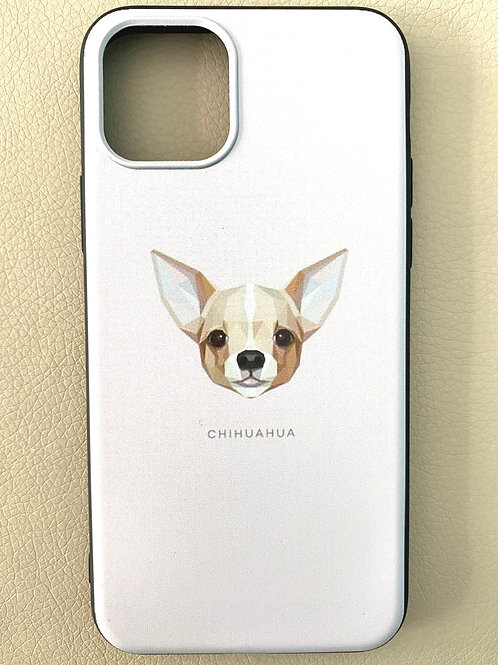 Cover iPhone 11 - CHIHUAHUA 3D