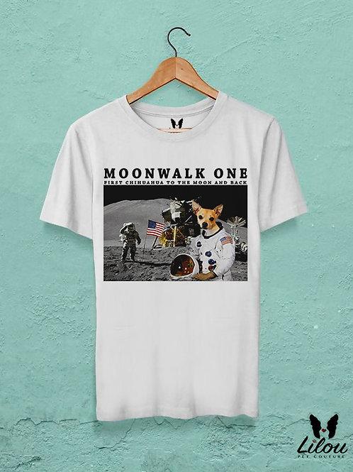 T-shirt uomo MOONWALK CHIHUI