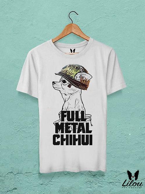 T-shirt Uomo CHIHUAHUA ARMY