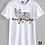 Thumbnail: T-shirt UNISEX - BULLDOG FRANCESE - FRENCHIE LOVERS