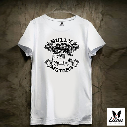 T-shirt uomo BULLY MOTORS