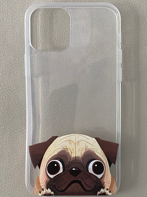 Cover iPhone 11 - HELLO PUG