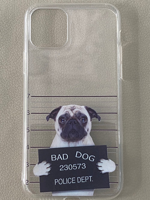 Cover iPhone 11 - BAD PUG