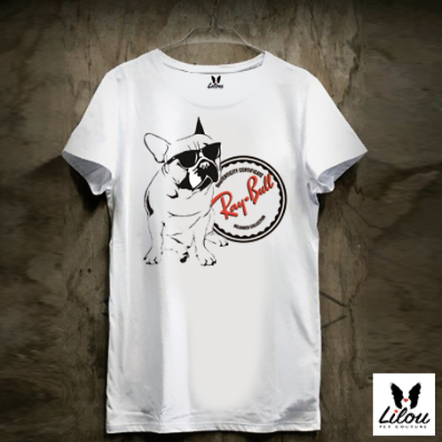 T-shirt uomo RAY-BULL