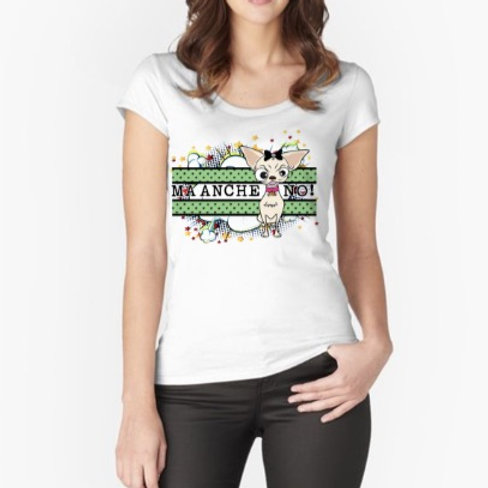 T-shirt Donna Ma Anche No!