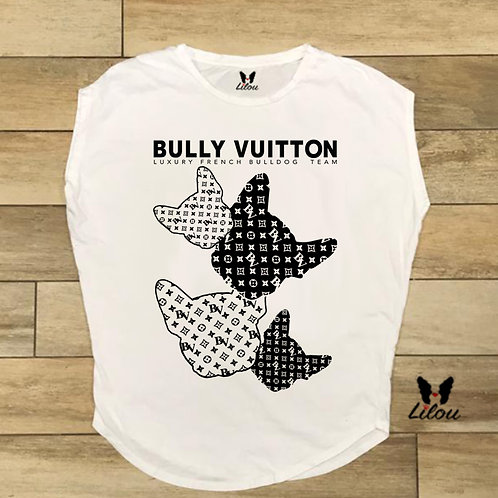 T-shirt donna OVETTO BULLY VUITTON