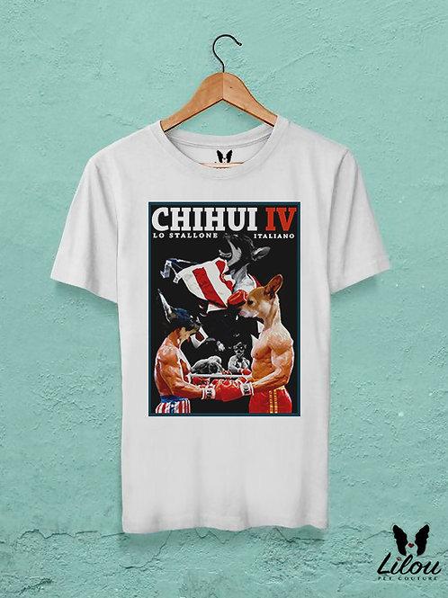 "T-shirt uomo CHIHUI IV - ""Lo stallone italiano"""