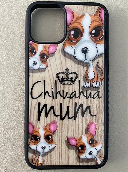 Cover iPhone11 - CHIHUAHUA MUM