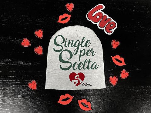 Cappellino Single per Scelta