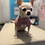 Thumbnail: Maglioncino Chihuahua - Micropile Cipria Luxury
