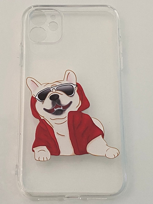 Cover iPhone11 - COOL BOY BULL