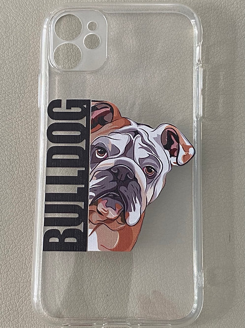 Cover iPhone 11 - ENGLISH BULL