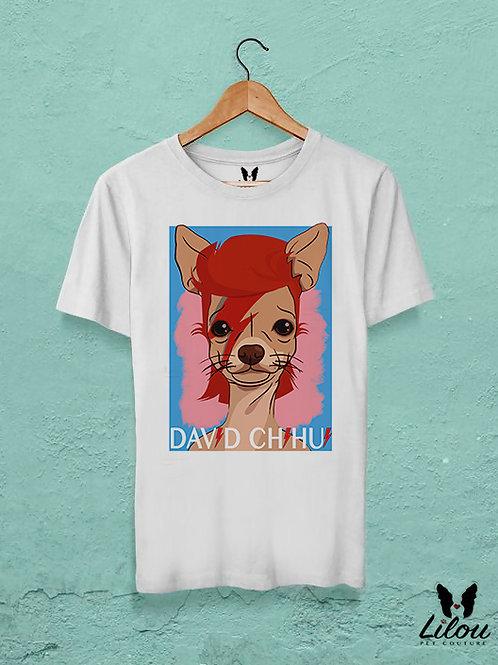 T-shirt uomo DAVID CHIHUI