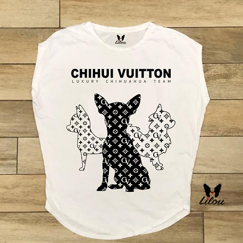 T-shirt donna OVETTO - CHIHUI VUITTON