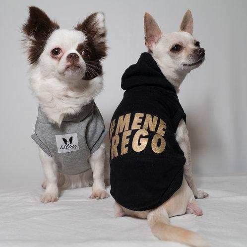 Felpa Chihuahua -#MENEFREGO
