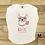 Thumbnail: T-shirt donna OVETTO - CHIHUAHUA CHIC