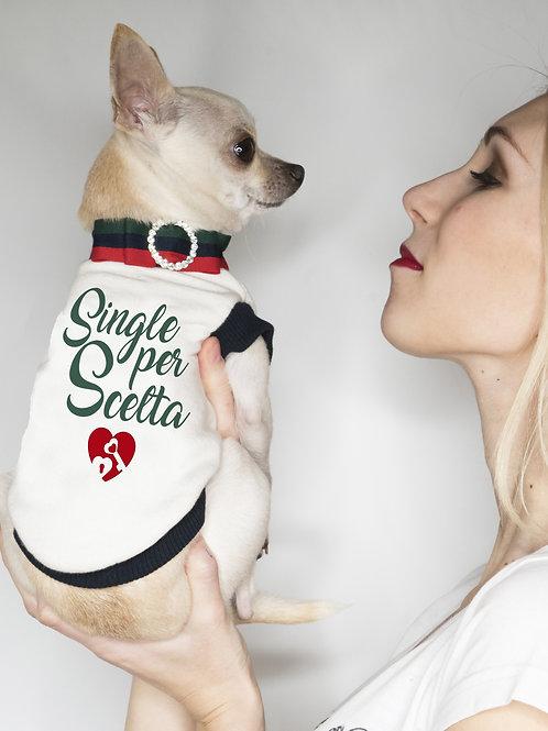 Felpa Chihuahua single per scelta