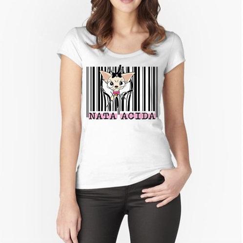 T-shirt Donna Nata Acida