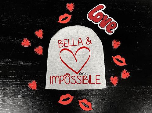 Cappellino Bella e Impossibile