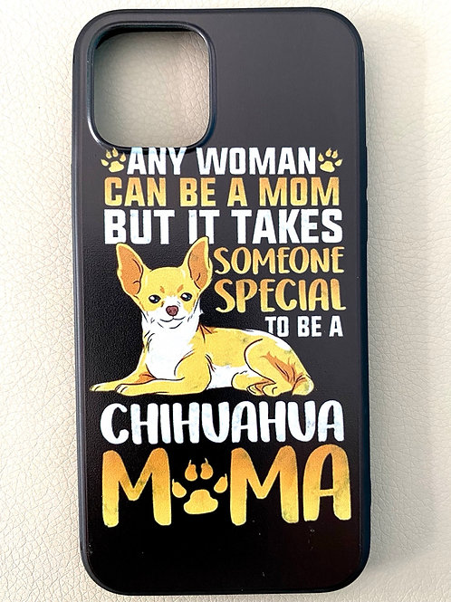 Cover iPhone 11 - CHIHUAHUA SPECIAL MOM