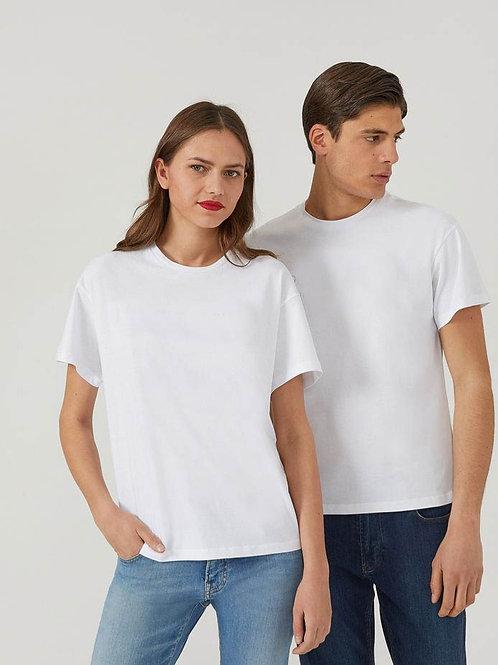 T-shirt UNISEX bianca PERSONALIZZABILE