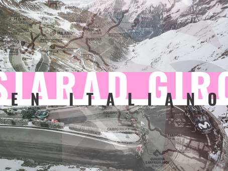 Siarad Giro en Italiano