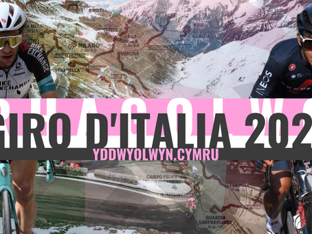 Rhagolwg: Giro d'Italia 2021