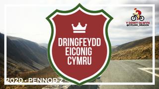 10 dringfa mwyaf eiconig Cymru