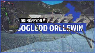 Stepen Drws c2 p1: 8 o ddringfeydd gorau Gogledd Orllewin Cymru