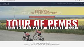 Sgwrs gyda Peter Walker; trefnydd Tour of Pembrokeshire (bilingual)