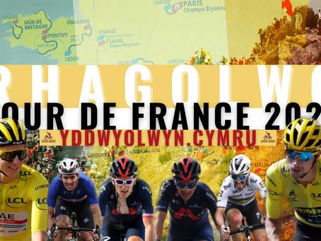 Rhagolwg: Tour de France 2021