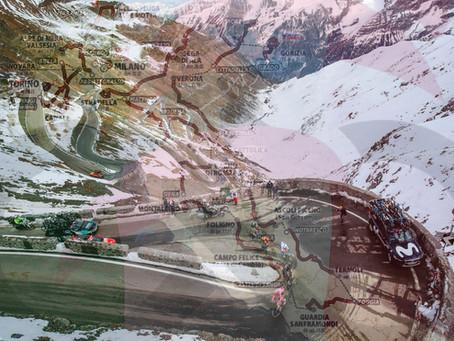 Diweddariadau Dyddiol: Giro d'Italia 2021