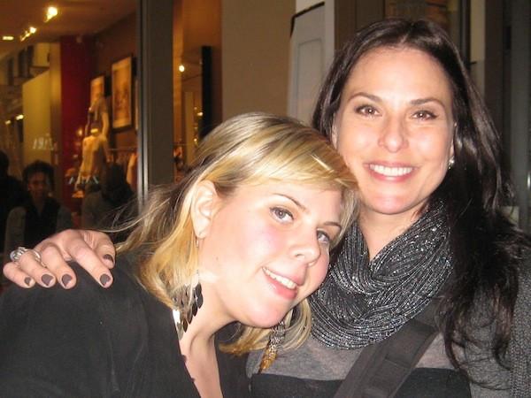Tatjana and Julie Anne Rhodes