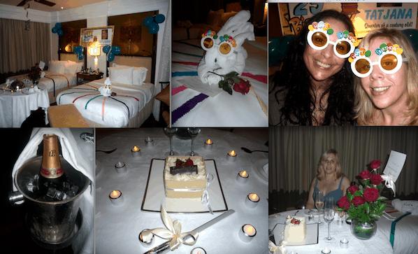 Tatjana Rhodes' 25th birthday