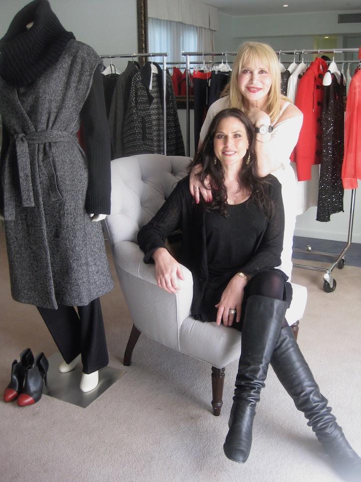 Julie Anne Rhodes & Connie Fillippello