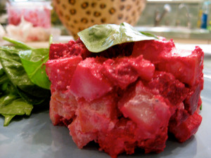 Roasted Beet & Celeriac Salad