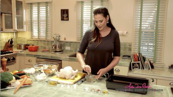 Chef Julie Anne Rhodes