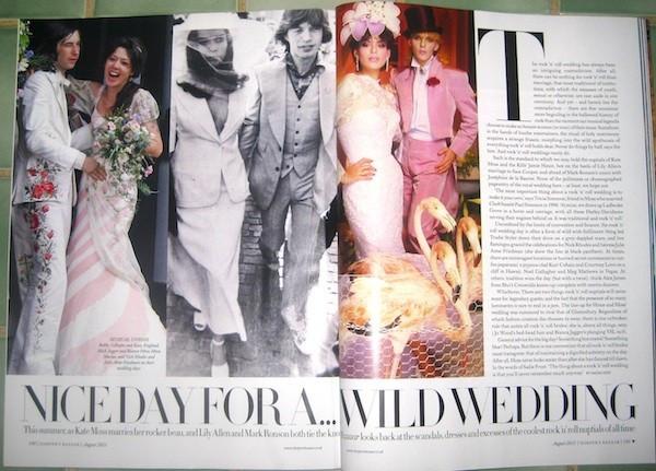 Harper's Bazaar article