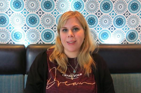 Tatjana Rhodes at Kishmish