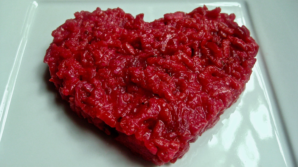 Red Cross Ruby Beet Risotto