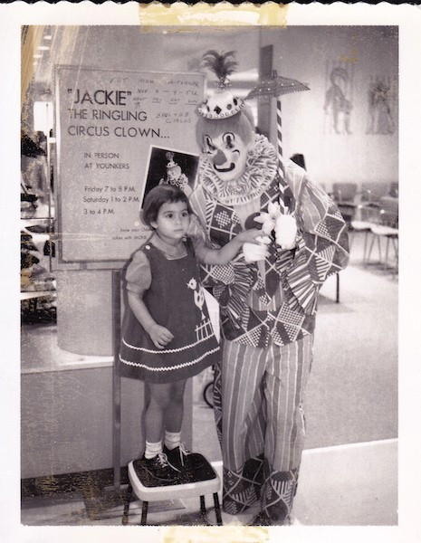 Jackie the Ringling Circus Clown